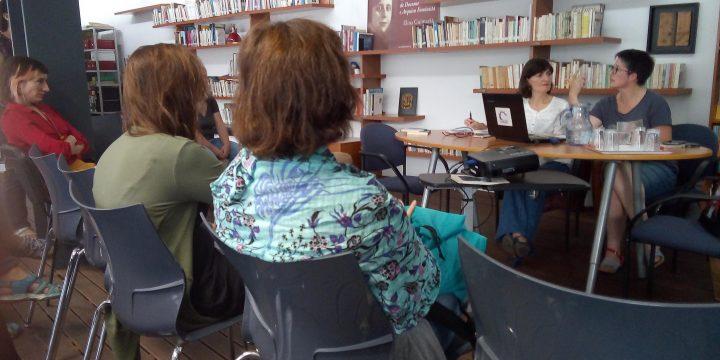 Susana Arins recupera a memória das silenciadas na UMAR