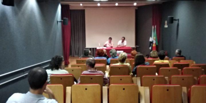 A escritora galega Susana Arins apresenta «Seique»