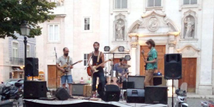 Brais Morán em Lisboa