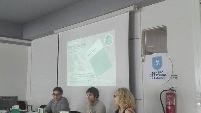 Brais Arribas apresenta na FCSH «Sobre a Eutanásia»